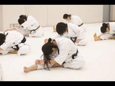 Karate Exercises/Junbi Undo - YouTube