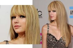The perfect #makeup and the perfect #hair! #Taylor #Swift