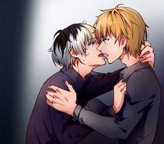 This is so perfect ❤️ God, I need Hide in TG:re. OC