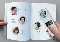 Face recognition phone helps the elderly dial loved ones