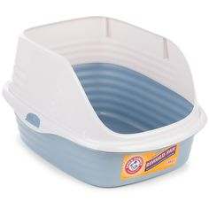 This is more of a mama dream, a cleaner litterbox!