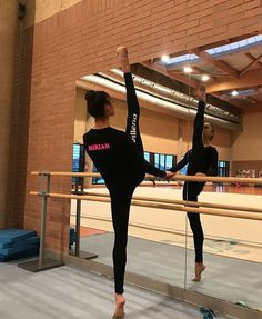 #RG backstage #rhythmic gymnastics #training