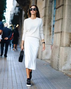 Autum outfit #rogervivier #ariviere #streetfashion #Barcelone