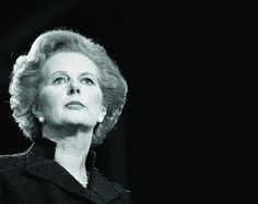 VISÃO DE FUTURO -- Margret Thatcher