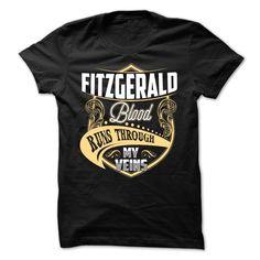 FITZGERALD Blood