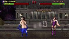 Mortal Kombat: Kim Kardashian vs. Schwesta Ewa - http://www.dravenstales.ch/mortal-kombat-kim-kardashian-vs-schwesta-ewa/