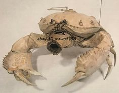 Unpainted WF2018S Crab Tank Model Assault Gun Carronade Garage Kit Resin Kit NEW #Unbranded Plastic Model Kits, Plastic Models, Garage Kits, Figure Model, Statue, Resin, Google Search, Art, Art Background