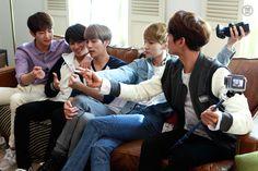 SHINee - Baskin Robbins Official Site Update