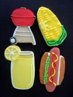 Picnic Cookies by Flying Pig Party Productions, via Flickr