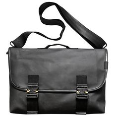 One man's trash is another man's … courier bag.