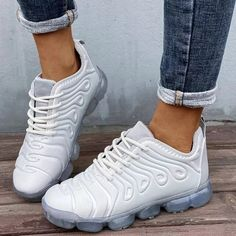 Ladies Vulcanized Shoes Sneakers Ladies Fashion Gold Casual Shoes Summer Mesh Breathable Sneakers