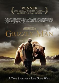 still spooked but amazed at this documentary based on the life of timothy treadwell.