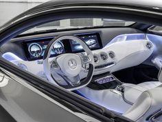 2013 Mercedes-Benz S-Class Coupe Concept Wallpaper