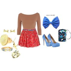 """I feel cute"" by danae-2-smile on Polyvore"