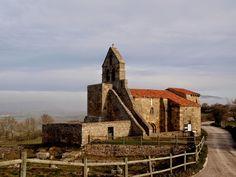 Pre-Románico: cántabro-astur: SIPNOSIS DE SANTA MARÍA DE RETORTILLO