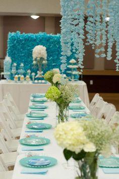 Kara's Party Ideas Under the Sea Mermaid Girl Ocean 3rd Birthday Party Planning Ideas