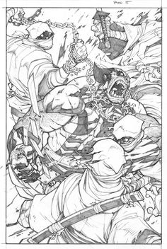 Savage Wolverine//Joe Madureira/M/ Comic Art Community GALLERY OF COMIC ART