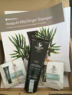 Produkttest Awapuhi Wild Ginger Shampoo  #markenjury #brigitte #awapuhi