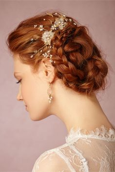 Flynn Comb in Shoes & Accessories Headpieces at BHLDN