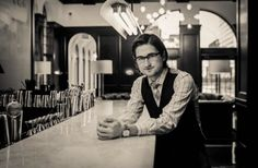 Craig Schoettler's back + looking adorable as ever | Drumbar, Meet Craig Schoettler's Cocktails—Eater Chicago