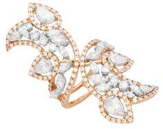 Daviani diamond vine ring | JCK On Your Market