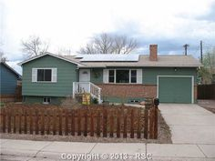 3632 Windflower CR, Colorado Springs Price: $184,900  Bedrooms: 3 Bathrooms: 2 Total Square Feet: 1,843  Property Type: Single Family