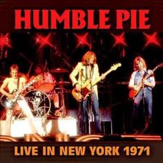Humble Pie - Live in New York 1971, Grey