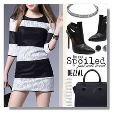 """""""spoiled #dezzal"""" by fashion-pol ❤ liked on Polyvore featuring By Terry, POL and Terre Mère"""