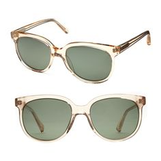 """5 Crystal-Clear Sunnies 