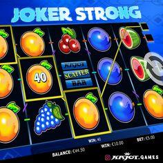 Kajot Online Casino - Joker Strong Go Up And Running, Online Casino, Joker, Website, Games, Unique, Toys, The Joker, Jokers