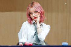 Photo album containing 26 pictures of Eunha Korean Girl, Asian Girl, Jung Eun Bi, Role Player, G Friend, Pop Group, Pink Hair, Kpop Girls, Idol