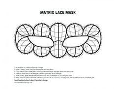 free printable masquerade mask templates diy pinterest