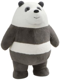 Gund Cartoon Network We Bare Bears Standing Panda Plush, 11""