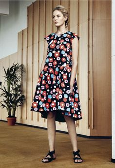 Fiija dress- Marimekko Fashion - summer 2015