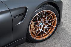 Nouvelle BMW M4 GTS.