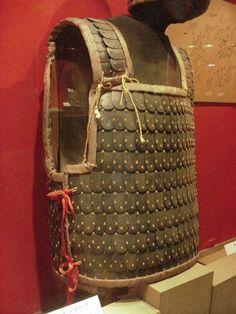 Ming body armor.