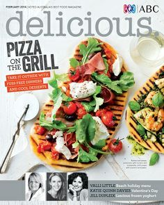 ABC Delicious - February 2014 #magazines #magsmoveme  http://www.taste.com.au/delicious/