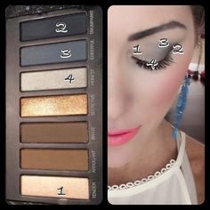 Addiction Palette 4 Younique  https://www.youniqueproducts.com/AngMcD/party/5013599/view