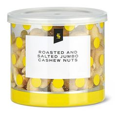 cashews / selfridges