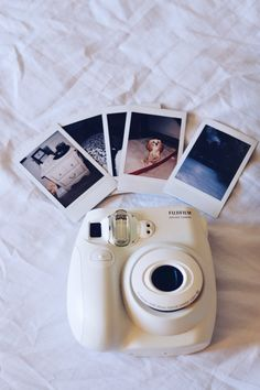 Polaroid camera... someday I'm gonna own one!