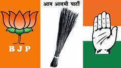 Different colors of India: Delhi Election 2015