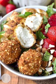 Goat Cheese | 19 Foods You Didn't Know You Could Fry