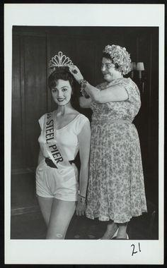 Miss Steel Pier (Beauty Pageant)