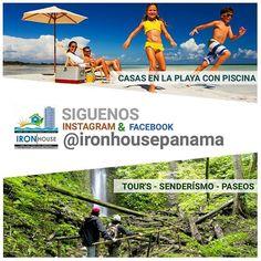 CASA + PLAYA + PISCINA + RIO TOUR'S + SENDERISMO + PASEOS  Separa tu casa en la playa, Ya....!!!  SIGUENOS Facebook: @ironhousepanama Instagram: @ironhousepanama  Panamá, República de Panamá Centroamerica.  Escribenos al: Whatsapp +507 64756483  #panameño #playa #panamacitybeach #panama #pty #panamacity #alquiler #pty507 #ciudaddepanama #panamahat #ptyphotography #vacacionespanama #fiestaspty #vacaciones #casasenpanama #panameña #panameños #panameñas #coronado #playasdepanama #playav...