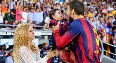 ¡El bebé de Shakira y Piqué será niño!