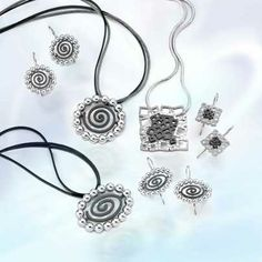 Argent Basic collection: silver and black ruthenium