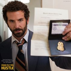 Bradley Cooper (American Hustle) - Actor in A Supporting Role nominee - Oscars 2014 Mafia, Brad Cooper, Oscars 2014, American Hustle, Academy Awards, Long Time Ago, Great Movies, Film, Actors