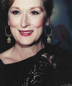 One of the most gorgeous photographs of Meryl Streep.
