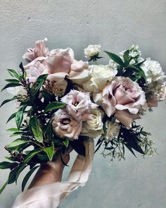 The how long can I get my arm, try my best to get a decent snap of the bouquet before it's dropped off with its bride photo. I Got This, Floral Wreath, Arm, Bouquet, Blush, Wedding Inspiration, Bride, Canning, Studio