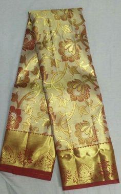Design on the saree